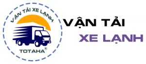 Logo công ty vận tải xe lạnh Totaha Việt Nam