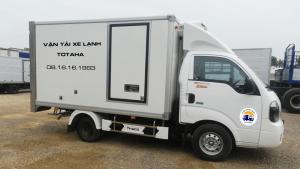 Cho thuê xe tải đông lạnh 1 tấn ở Hà Nội