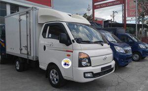 Công ty TOTAHA nhận cho thuê xe tải đông lạnh theo tháng