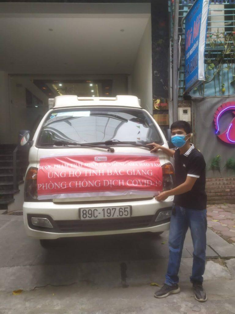 Tâm dịch Bắc Giang hiện đang là điểm nóng về Covid trong thời điểm đầu tháng 6/2021. Hãy cùng theo chân TOTAHA vào Bắc Giang hỗ trợ nhân dân chống dịch.